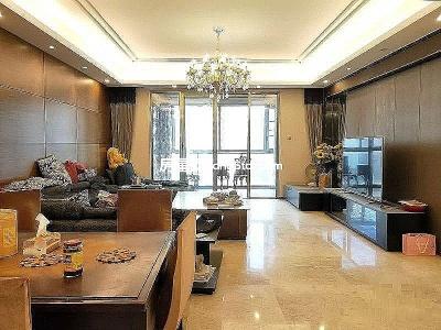 一环内地铁口七彩俊园豪华装修一梯一户平层大6房电梯入户带学位