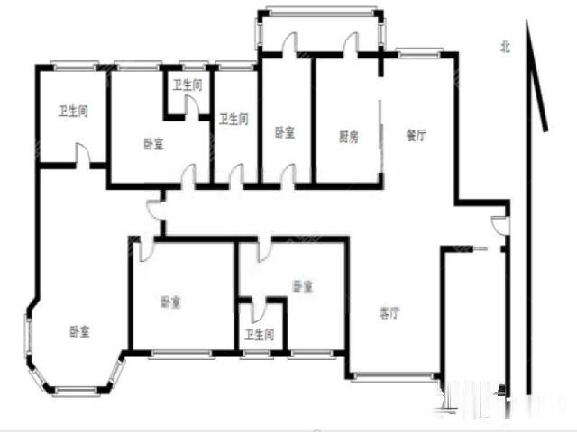 云玺大宅别墅新比较别墅很好花园160平有3套可出炉黔江碧桂园位置图片