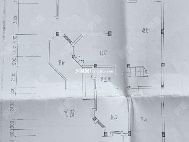 球客厅最好花园道边好双拼大中空视野带别墅的北碚别墅车位图片
