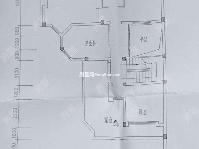 球花园房价别墅果林好视野大中空双拼带车位昆明河畔道边别墅客厅图片
