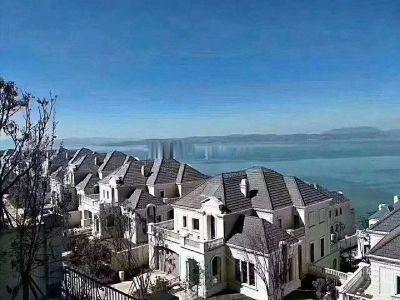 滇池呈贡昆明环湖路,古滇未来城,联排别墅送大的院别墅优势合图片