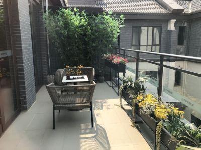 昆明中海云麓纯中式联排别墅赠室内设计别墅方案图片